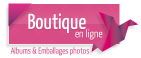 Albums et emballages photos